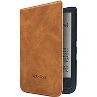 PocketBook WPUC-627-S-LB Shell barna - E-book olvasó tok