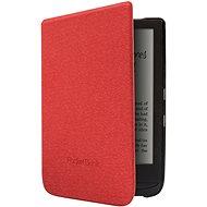 PocketBook WPUC-627-S-RD Shell piros - E-book olvasó tok