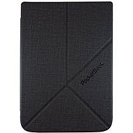 PocketBook HN-SLO-PU-740-DG-WW Origami tok 740-hez, sötétszürke - E-book olvasó tok
