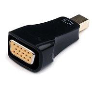 C-TECH miniDisplayport --> VGA, M/F - Átalakító