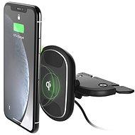 Telefontartó iOttie iTap Wireless 2 Fast Charging Magnetic CD Mount