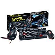 Genius GX Gaming KMH-200 - Egér/billentyűzet szett