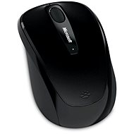 Microsoft Wireless Mobile Mouse 3500 Black - Egér