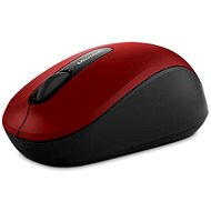Microsoft Bluetooth Mobile Mouse 3600 Dark Red - Egér