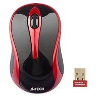 A4Tech G3-280N-2 V-track fekete-piros