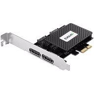 EVOLVEO 2x eSATA & 2x SATA III PCIe, bővítőkártya - Bővítőkártya