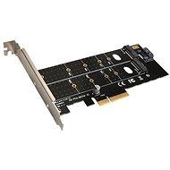 EVOLVEO NVMe és M.2 SSD PCIe, bővítőkártya - Bővítőkártya