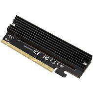 EVOLVEO NVMe PCIe x16, bővítőkártya - Bővítőkártya