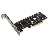 EVOLVEO NVMe SSD PCIe, bővítőkártya - Bővítőkártya