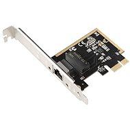 EVOLVEO PCIe Gigabit Ethernet Card 10/100/1000 Mbps, bővítőkártya