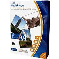 MEDIARANGE A4 fotópapír 100 lap, fényes - Fotópapír