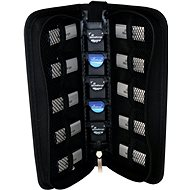 Mediarange BOX99 flash meghajtókhoz és SD kártyákhoz, fekete - Tok