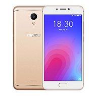 Meizu M6 2/16GB, arany - Mobiltelefon
