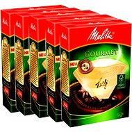 Melitta kávéfilter 1x4 / 80 Gourmet csomag 3 + 2 ingyenes - Kávéfilter