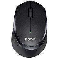 Logitech M330 Silent Plus Vezeték nélküli egér, fekete - Egér