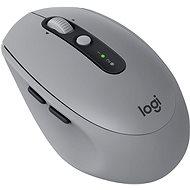 Logitech Wireless Mouse Silent M590 szürke - Egér