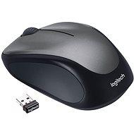 Logitech Wireless Mouse M235 fekete-ezüst - Egér