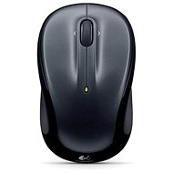 Logitech Wireless Mouse M325 Dark Silver - Egér