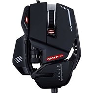 Mad Catz R.A.T. 6+ fekete - Gamer egér