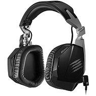 Mad Catz FREQ 3 fekete - Gamer fejhallgató