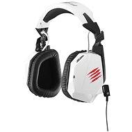 Mad Catz F.R.E.Q. 3 fehér - Gamer fejhallgató
