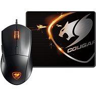 Cougar Mouse Minos XC + egérpad - Egér