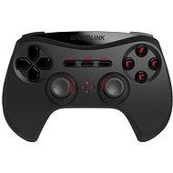 SPEED LINK Strike NX PS3-hoz black - vezeték nélküli gamepad