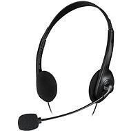 SPEED LINK Accordo black - Mikrofonos fej- fülhallgató 5b63b98ff5