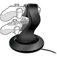 Speedlink TWINDOCK Charging System - for PS4, fekete - Töltőállomás