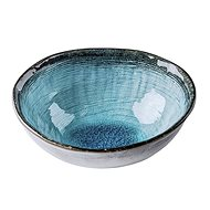 Made In Japan Sky Blue, 17 cm, 600 ml, ovális - Tál