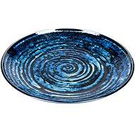 Made In Japan Copper Swirl 25 cm, sekély - Tányér