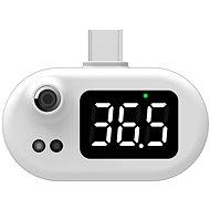 MISURA Smart mobil hőmérő - miniUSB / USB-C FEKETE - Hőmérő