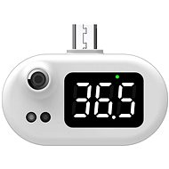 MISURA Smart mobil hőmérő - miniUSB / USB-C FEHÉR - Hőmérő