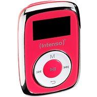 INTENSO MUSIC MOVER 8GB Pink - Mp3 lejátszó