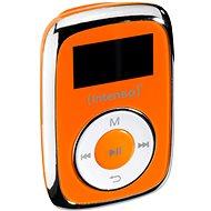 INTENSO MUSIC MOVER 8GB narancs - Mp3 lejátszó