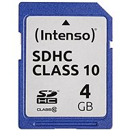 Intenso SD Card Class 104GB SDHC - Memóriakártya