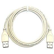OEM USB 2.0 összekötő kábel 1.8 m A-A - Adatkábel