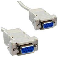 ROLINE kereszt kábel FD9-FD9 3m - Adatkábel