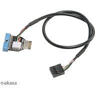 AKASA belső USB kábel - Átalakító