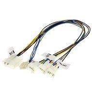 AKASA 3 ventilátor szinkronizálásához - Adapter elosztó
