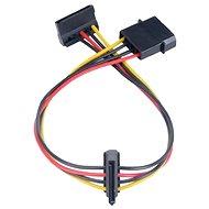 AKASA AK-CBPW01-30 - Adapter elosztó