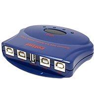 Roline USB 2.0 kapcsoló 4: 1 - Digital-Switch
