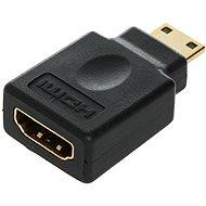 ROLINE HDMI A(F) --> miniHDMI (M), aranyozott csatlakozók - Átalakító