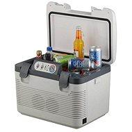 COMPASS hűtés doboz 19 l + kijelző 220V / 24V / 12V DOUBLE - Autós hűtőtáska