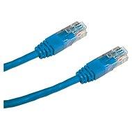 Datacom, CAT6, UTP, kék 0.25m - Hálózati kábel