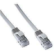 Datacom CAT6 UTP Flat 0.5m - Hálózati kábel