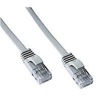 Datacom CAT6 UTP Flat 1m - Hálózati kábel