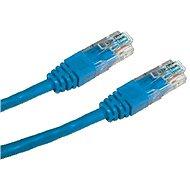 Hálózati kábel Adatátviteli kábel, CAT6, UTP, 3m, kék - Síťový kabel