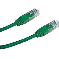 Adatkommunikációs CAT5E UTP 5 m zöld