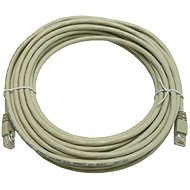 Datacom CAT5E UTP szürke 10m - Hálózati kábel